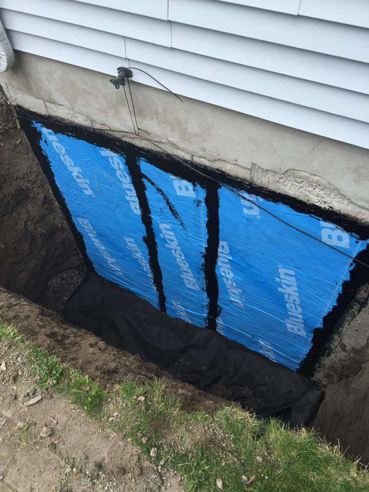 fissures de fondation entrepreneur en excavation xpert excavation. Black Bedroom Furniture Sets. Home Design Ideas