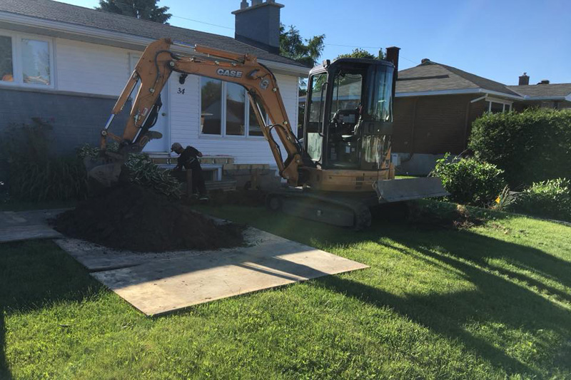 Demolition services in Gatineau