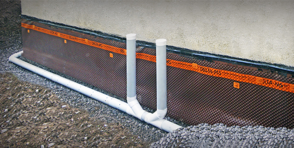 French drain